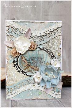 Riddersholm Design: Elegant card