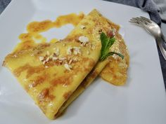 Palačinky Suzette s pomerančovým likérem Cointreau – Snědeno. Ethnic Recipes, Food, Essen, Meals, Yemek, Eten