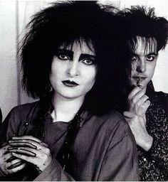 Siouxsie & Robert
