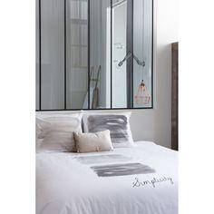 Walra Simplicity Dekbedovertrek Taupe - 200 x 200/220 cm