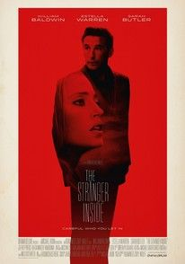 the stranger inside movie poster 1 — Designspiration