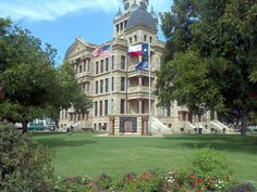 Denton, Texas.  My home since 1997.  I absolutely love it here!  It has all the conveniences of a city with the charm of a small town!