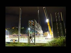 Video: Smart Motorway: Removing the redundant gantry - 15 Nov 2015. This gantry will be refurbished and re-installed on State Highway 2 in early 2016.  For project information and photos on New Zealand's first smart motorway, visit: http://nzta.govt.nz/smartmotorway