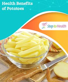 Health #Benefits of Potatoes   #Potatoes are the fourth biggest #cultivated #food that make up part of the world's cuisine after rice, wheat, and corn. Thus, it is a basic ingredient used in many dishes. Apart from being delicious and easy to cook, potatoes are very nutritious. Continue reading to find out about some of the #health benefits of potatoes.