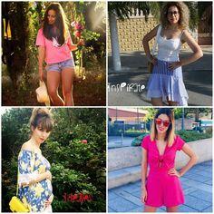 """Ideales"" #grupoinstagram #bloggers #models #instagramers #kissmylook #tw feliz noche kissess"