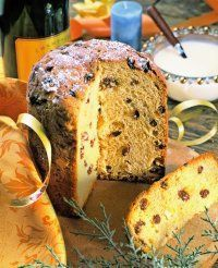 Drożdżowa babka panettone French Toast, Bread, Breakfast, Food, Morning Coffee, Brot, Essen, Baking, Meals