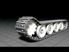Rigging a Detailed Tank Track using C4D, XPresso, and Mograph - Tuts+ 3D & Motion Graphics Tutorial