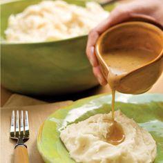 Anytime Turkey Gravy | MyRecipes.com