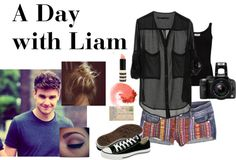 """""""A Day with Liam"""" by livi-horan-1d on Polyvore"""