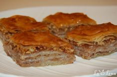 Greek Baklava, Turkish Baklava, Baklava Recipe From Scratch, Baclava Recipe, Turkish Sweets, Sweets Recipes, Desserts, Walnut Recipes, Cooking Time