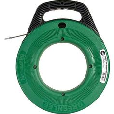 Non-conductive, curl resistant nylon tape for fast, clean fishing Good for fishing in conduit with wire or cable present Rugged case design improves drop impact capability Electrical Projects, Electrical Tools, Electrical Equipment, Residential Electrical, Tiles Price, Commercial Electric, Tools Hardware, Spring Steel, Basic Tools