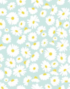Frühling Wallpaper, Watch Wallpaper, Spring Wallpaper, Iphone Background Wallpaper, Cute Ipad Wallpaper, Retro Wallpaper Iphone, Daisy Background, Cute Pastel Wallpaper, Easter Wallpaper