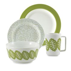 White Elements Dinnerware Cressida Square 42 Piece Set - Casual Dinnerware - Dining u0026 Entertaining - Macyu0027s | Home INspiration | Pinterest | Dinnerware ...  sc 1 st  Pinterest : square casual dinnerware - pezcame.com