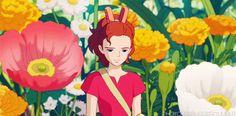The secret world of Arrietty Kari-gurashi no Arietti Hayao Miyazaki film 2010 Studio Ghibli Studio Ghibli Films, Art Studio Ghibli, Studio Ghibli Characters, Hayao Miyazaki, Secret World Of Arrietty, The Secret World, Totoro, Art Graphique, Anime Art