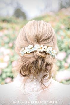 Party and Wedding hairstyles for long hair, medium hair and short hair, for your perfect wedding day. Updo, braids, chignon, chic, curly hairstyles! Looking for Professional Hair and Makeup Artist in UK? Enquire now!