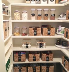 NEAT Denver Walk In Pantry, Organized Pantry, Organized Kitchen