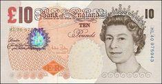 ten pound note