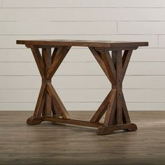 Loon Peak Gilcrest Console Table