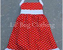 Red and white dress teen beach movie