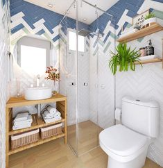 [New] The Best Home Decor (with Pictures) These are the 10 best home decor today. According to home decor experts, the 10 all-time best home decor. Bathroom Wall Decor, Bathroom Interior Design, Home Interior, Decor Interior Design, Interior Design Living Room, Small Bathroom, Interior And Exterior, Interior Decorating, Small Room Bedroom