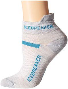 Icebreaker - Multisport Ultra Light Micro 1-Pair Pack Women's No Show Socks http://shopstyle.it/l/dgT1 Shoes