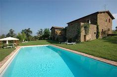 Villa near Siena in Tuscany, Italy