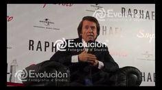Raphael Conferencia de prensa Sinphónico Febrero 2016