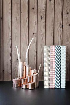 Ferm Living Copper Pencil Holder