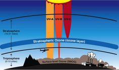 World-wide Ozone day International Day for the Preservation of the Ozone Layer Greenhouse Effect, Greenhouse Gases, Tennessee, Mars Surface, Planetary System, Ozone Layer, Star System, International Day, Environmental Issues