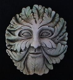 """one Celtic deity, Viridios, has a name meaning """"Green Man"""" in both the Celtic languages and Latin."""