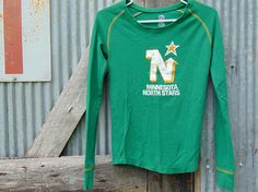 Minnesota North Stars Minnesota Hockey Minnesota Shirt NHL