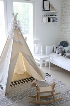 Cozy Bedroom, Bedroom Ideas, Playroom Decor, Kidsroom, Gender Neutral, Baby Room, Beautiful Homes, Toddler Bed, Nursery