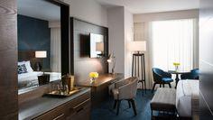 Suite at Hotel Van Zandt