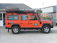 landrover 110 expedition - Google Search