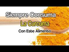 Debes Conocer Esto Antes de Consumir Curcuma - Biodisponibilidad de la Curcuma - YouTube