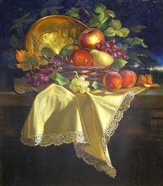 Pintor español nacido en Granada. Pintura al oleo.  Temas: Pintura cinegetica, bodegones, marinas y caballos.