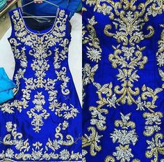 whatsapp All of our pieces can be made to measure and customisation options such as colour, embroidery and fabric changes are also available punjabi salwar suits - suits - patiala salwar suit - partywear salwar suits - punjabi bridal suit - wedding Pakistani Dresses, Indian Dresses, Indian Outfits, Indian Clothes, Patiala Salwar Suits, Punjabi Suits, Simple Indian Suits, Red Lehenga, Anarkali