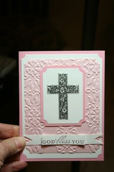Girl First Communion card.  $4.00 ea or $2.00 ea for bulk orders of 25-50. To order, call Adele 203-520-3813 or frostdonald@sbcglobal.