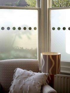 Decorative window film by Brume