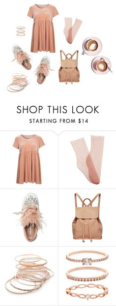 """""""Başlıksız #1674"""" by melinanapa ❤ liked on Polyvore featuring Glamorous, Brother Vellies, Miu Miu, Urban Originals, Red Camel, Accessorize and Martha Stewart"""