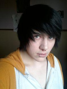 Emo boy. #boy #boys #guy #guys #cute #cuteboys #cuteguys #hotboy #hotguy #sexy #sexyboy #sexyguy