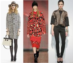 Fall Travel Fashion Trends: Animal Prints