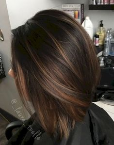 New Hair Color Ideas For Brunettes With Bangs Beauty 50 Ideas hair beauty 40180621663288374 Brown Hair Balayage, Hair Highlights, Brown Highlights, Caramel Highlights, Subtle Balayage, Balayage Bob Brunette, Subtle Ombre, Caramel Balayage, Fall Hair Colors