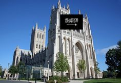 National Cathedral Washington National Cathedral in DC to host muslim prayer service??? by Dr. E 11-13-14 This cathedral is an Episcopal church and viewed as a national treasure.