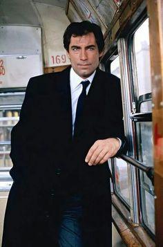 Timothy Dalton as James Bond, Ian Fleming, 1989, 1987