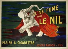 Flyer Goodness: Leonetto Cappiello --The Father of Modern Advertising