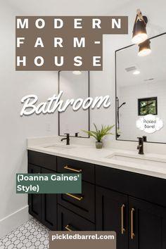 Diy Home Decor Projects, Fall Home Decor, Home Decor Kitchen, Unique Home Decor, Home Decor Bedroom, Cheap Home Decor, Vintage Home Decor, Modern Farmhouse Bathroom, Farmhouse Decor