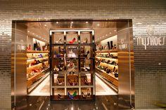 vitrine de loja de sapatos femininos - Pesquisa Google