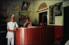 India coffee house. My second office, daily visits, sometimes twice a day. Great coffee in a different era.