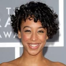 Super cute and curly. You can use our Foam Wrap to style your hair like this. Check it out at www.nutresshair.com